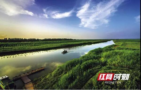 70年·湖湘巨变丨绿色发展的时代旋律深入人心