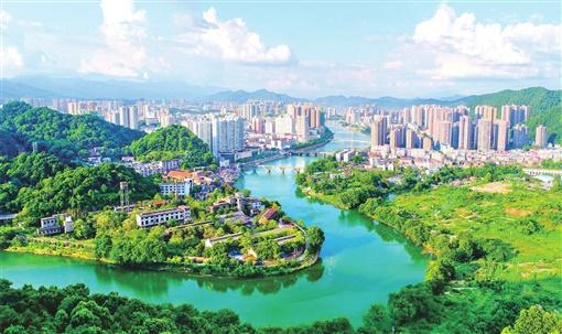 浏阳市打好污染防治攻坚战的实践和成效