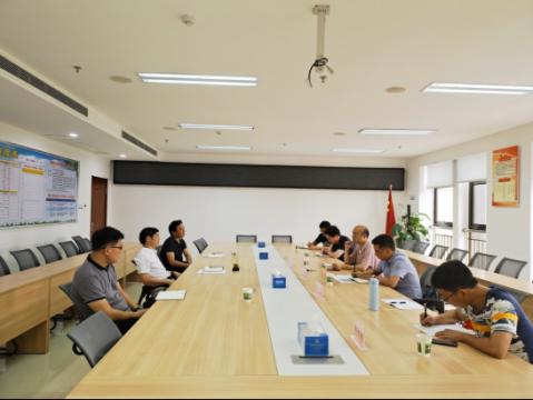 杨汉祥率队赴常德市beplay软件下载ios局学习交流