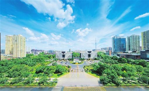 看长沙县生态文明建设与环境保护的新作为(上